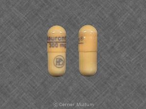 Gabapentin – Neurontin