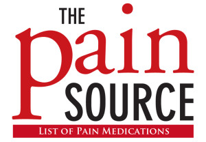 List of Pain Medications logo - ThePainSource