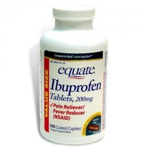 Ibuprofen – Advil, Motrin
