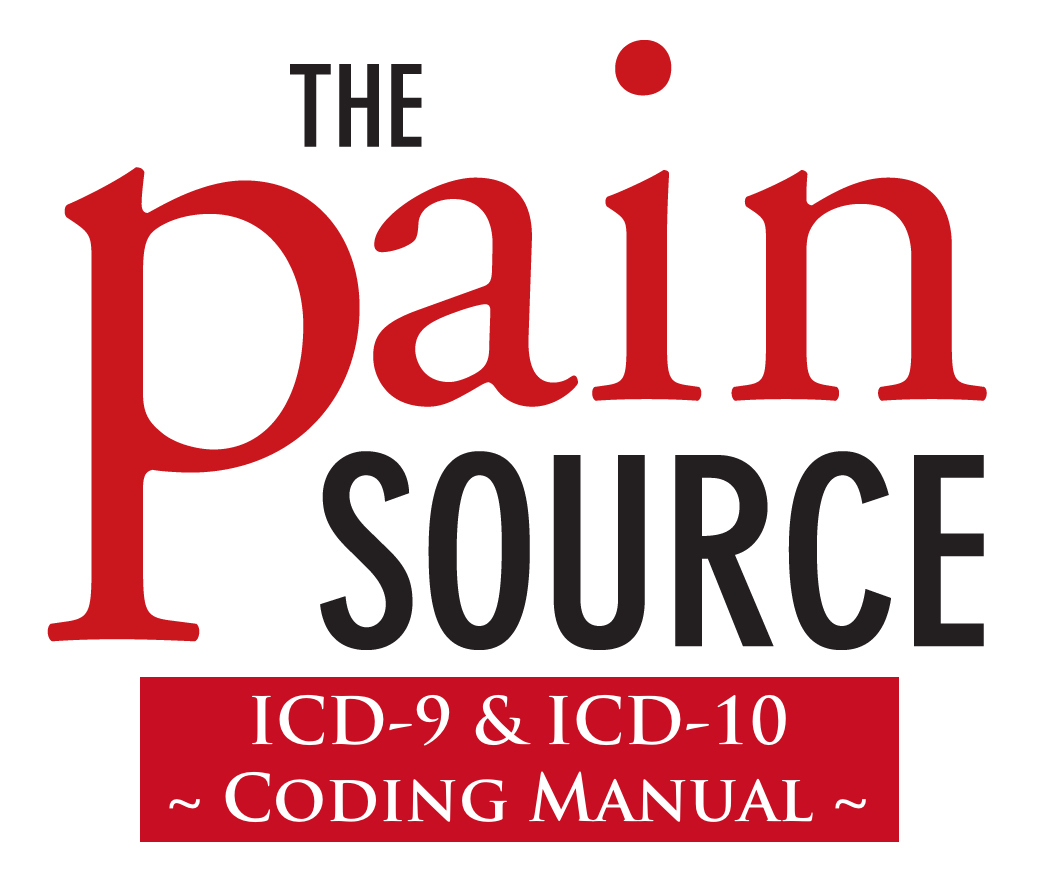 thepainsource.commost common ICD-9 codes,