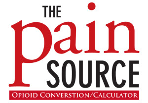 Opioid Conversion logo - ThePainSource